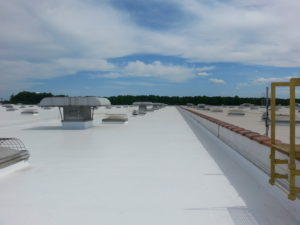 Commercial Spray Foam Roofing